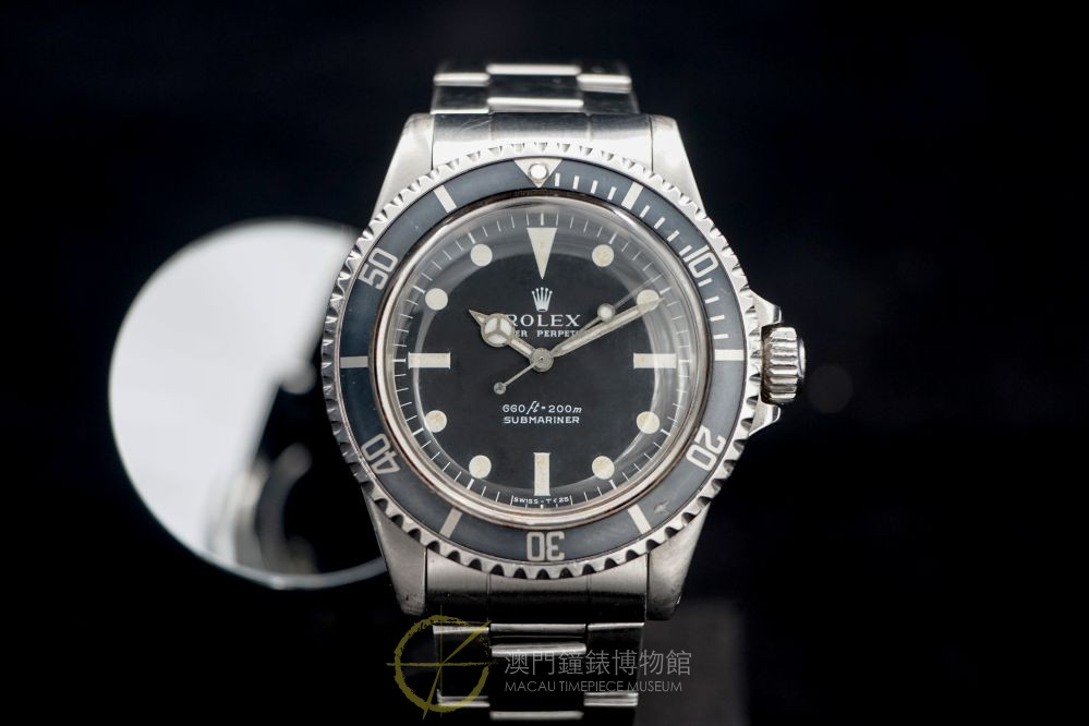 new styles 8c7a2 0a5b1 Rolex Vintage Submariner 5513 - Dongfeng Timepiece Museum