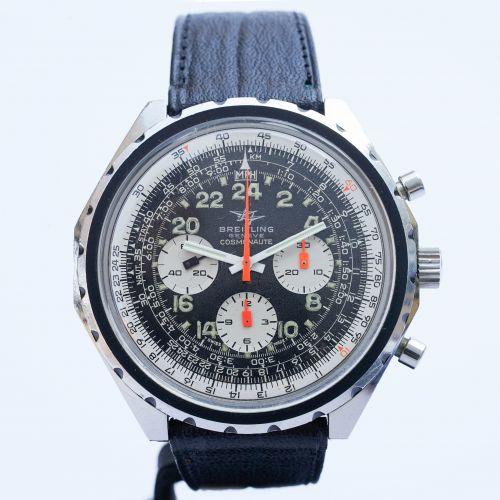 百年灵宇航员系列航空计时腕表