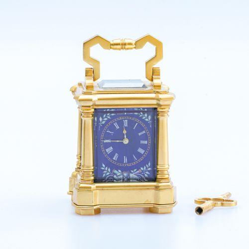 十九世纪J.W.Benson微型手提钟